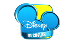 Disney in English
